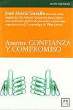 Confianza y compromiso– José María Gasalla