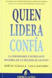 Quien lidera confía – José Mº Gasalla-Leila Navarro