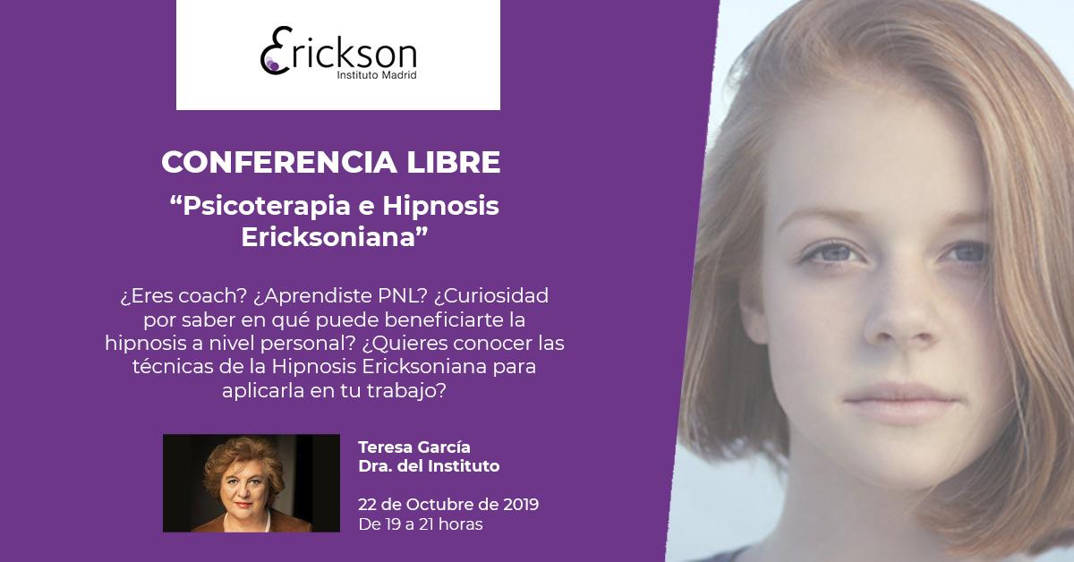 Conferencia libre Teresa Facebook 22 de Octubrer